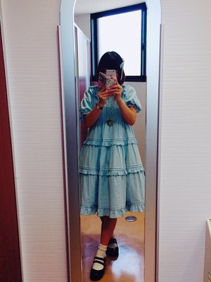 momo♡'s 「To Alice」themed photo (2017/06/23)