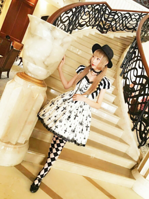 HEAVEN's 「Angelic pretty」themed photo (2017/06/23)