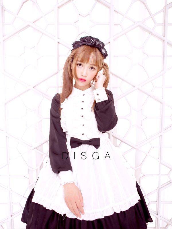 DISGAの「Angelic pretty」をテーマにしたコーディネート(2017/06/24)