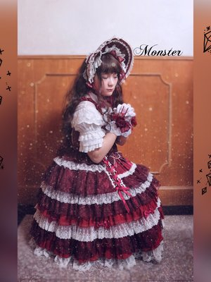 Monster👹's 「Angelic pretty」themed photo (2017/06/24)