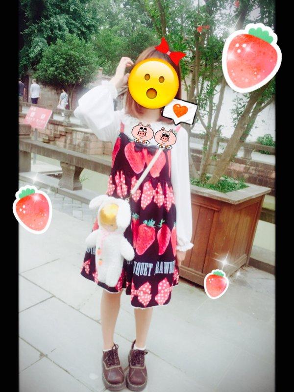 草履虫叽叽's 「榛果可可花束」themed photo (2017/06/26)