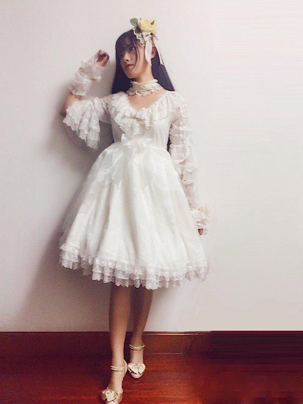 是Neko阿柒以「花嫁」为主题投稿的照片(2017/06/26)