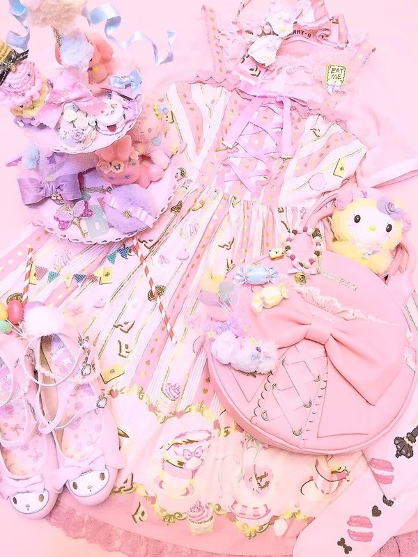 Babycute's 「Lolita」themed photo (2016/07/17)