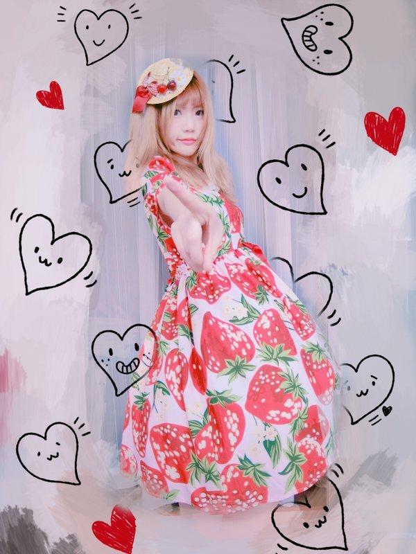 咩咩羊咩咩's 「草莓」themed photo (2017/06/29)