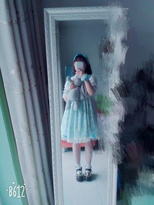 绵绵の「Sweet」をテーマにしたコーディネート(2017/06/29)