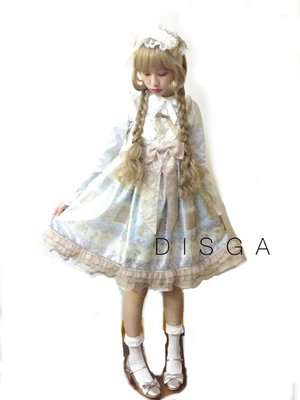 DISGAの「baby the stars sunshine bright」をテーマにしたコーディネート(2017/06/29)
