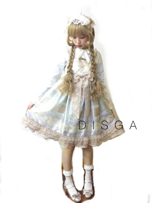 DISGAの「baby the stars sunshine bright」をテーマにしたコーディネート(2017/06/29)