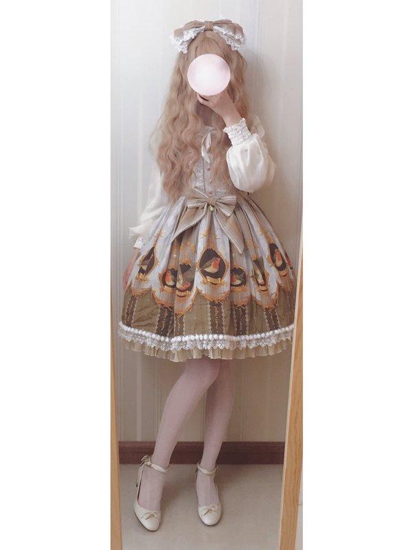 叶恹の「国牌lolita」をテーマにしたコーディネート(2017/06/29)