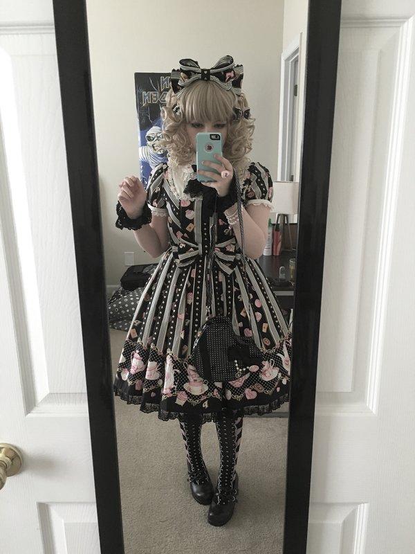 是itskrisbot以「Angelic pretty」为主题投稿的照片(2016/07/17)