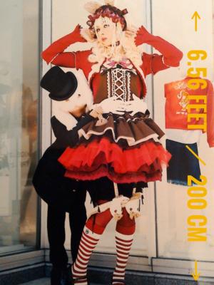 yuriyuri1547's 「Lolita」themed photo (2017/07/02)