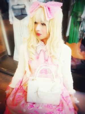 是yuriyuri1547以「Lolita」为主题投稿的照片(2017/07/02)