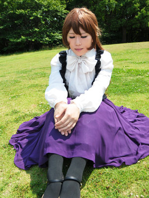 chiharu3's 「Victorian maiden」themed photo (2017/07/02)