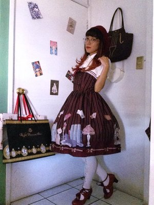 Lizbeth ushinekiの「Lolita」をテーマにしたコーディネート(2017/07/02)
