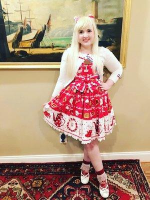Lulu Couture の「Angelic pretty」をテーマにしたコーディネート(2017/07/03)