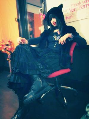 是yuriyuri1547以「Gothic」为主题投稿的照片(2017/07/04)