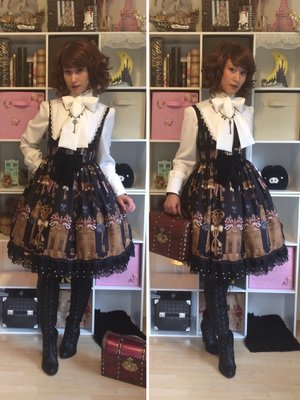 Lord Bear's 「Angelic pretty」themed photo (2016/07/17)