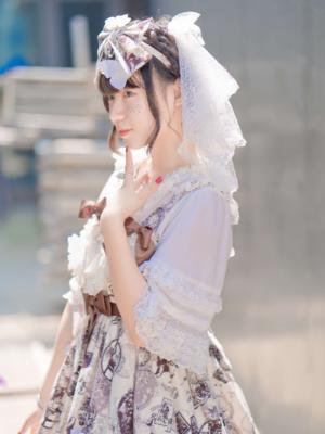 是是魚呀🐟以「Classical Lolita」为主题投稿的照片(2017/07/06)