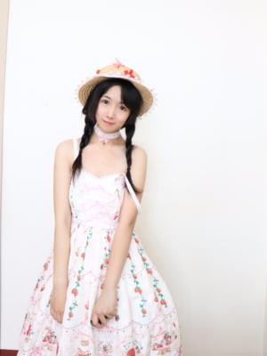 无知少女马花花のコーディネート(2017/07/06)