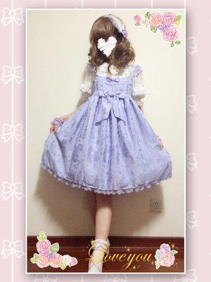 Aoiの「Angelic pretty」をテーマにしたコーディネート(2016/07/17)