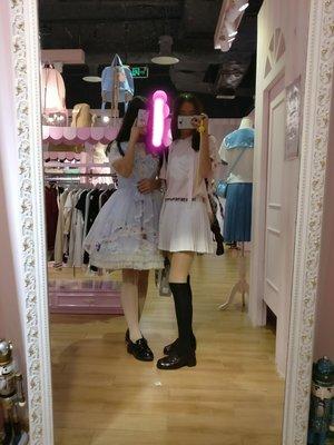 花崎 桜❤️'s 「Lolita」themed photo (2017/07/08)