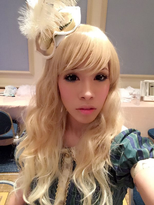 Rose Usagi's 「Classic Lolita」themed photo (2016/07/17)