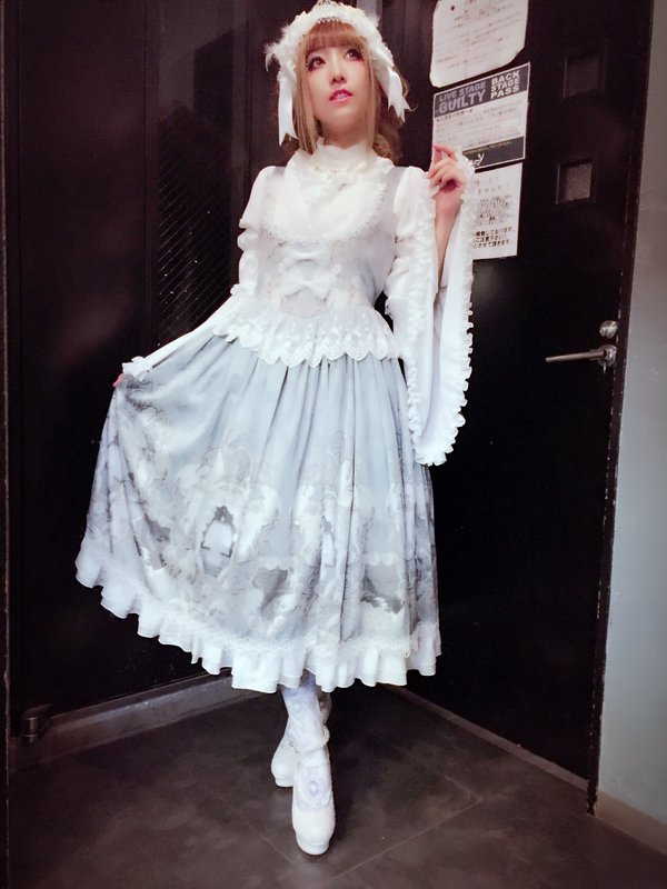Iruma Rioka's 「Nightmare」themed photo (2017/07/11)