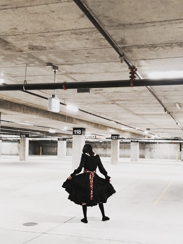 是KUMAPIKAPIKA以「Gothic」为主题投稿的照片(2016/07/17)