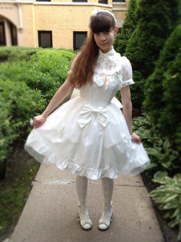 Alice's 「Angelic pretty」themed photo (2017/07/12)
