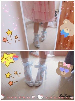 Kikuzumの「Lolita fashion」をテーマにしたファッションです。(2017/07/12)