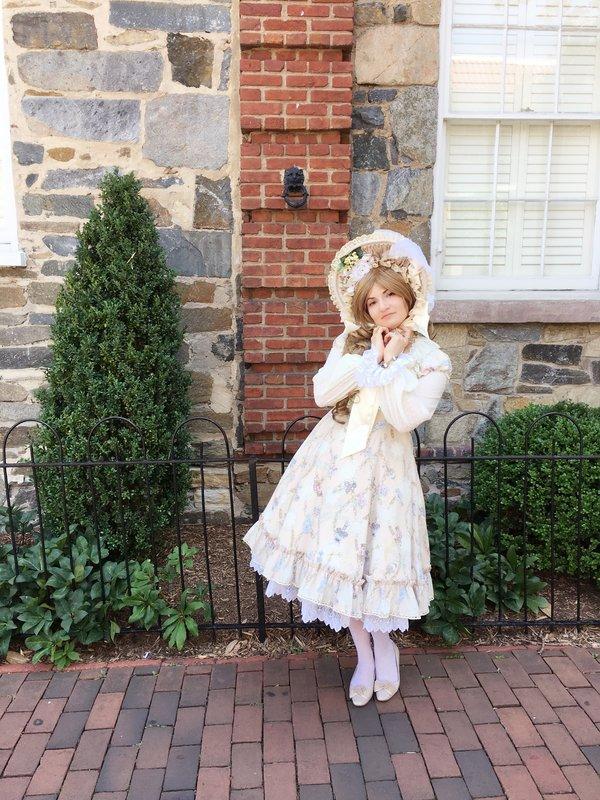 Madeline Hatterの「Bonnet」をテーマにしたコーディネート(2017/07/12)