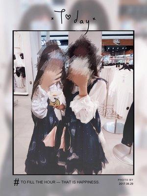 炭酸いちごのコーディネート(2017/07/12)