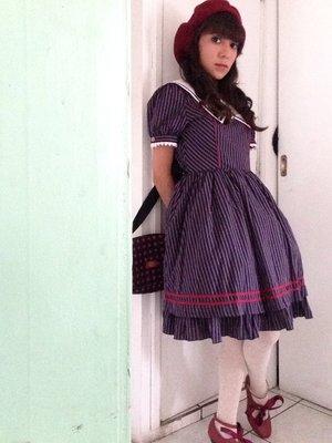 是Lizbeth ushineki以「Lolita fashion」为主题投稿的照片(2017/07/15)