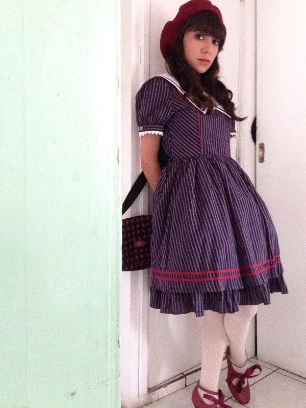 Lizbeth ushinekiの「Lolita fashion」をテーマにしたコーディネート(2017/07/15)
