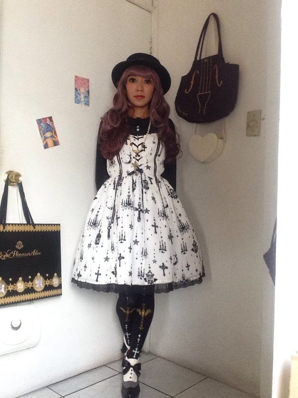 Lizbeth ushineki's 「Lolita fashion」themed photo (2017/07/15)