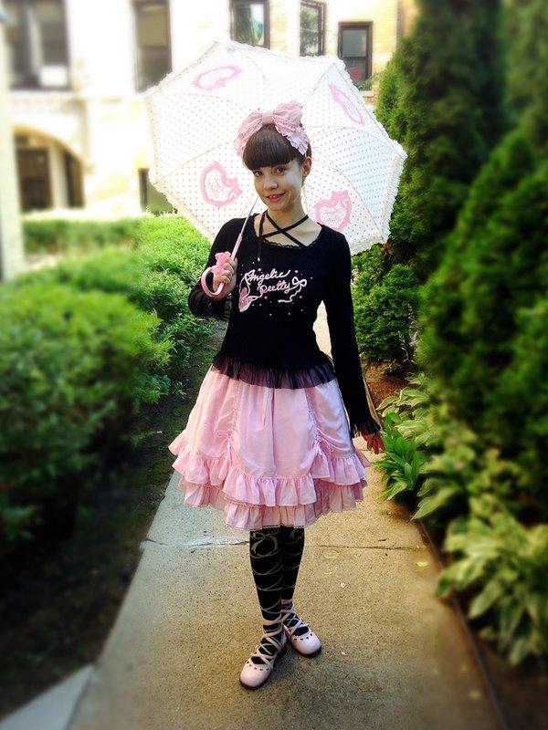 Alice's 「Angelic pretty」themed photo (2017/07/15)