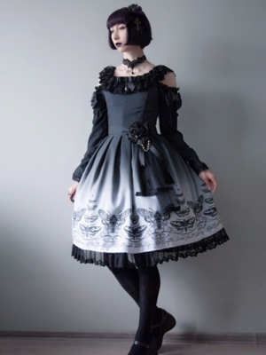 ChloraVirgo の「Gothic Lolita」をテーマにしたコーディネート(2017/07/15)