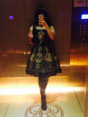 花崎 桜❤️'s 「Lolita」themed photo (2017/07/15)