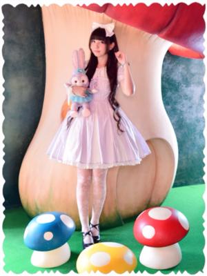 音梨まりあ(Maria Otonashi)の「Angelic pretty」をテーマにしたコーディネート(2017/07/18)
