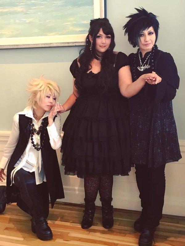 是Momona以「Gothic Lolita」为主题投稿的照片(2016/07/18)