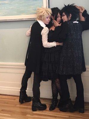 Momonaの「Gothic Lolita」をテーマにしたコーディネート(2016/07/18)
