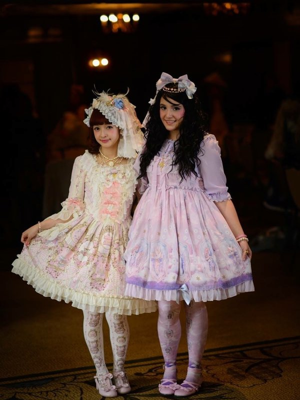 是RosieDarling以「Angelic pretty」为主题投稿的照片(2016/07/18)