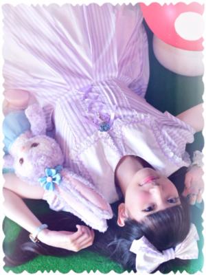 音梨まりあ(Maria Otonashi)'s 「Angelic pretty」themed photo (2017/07/19)