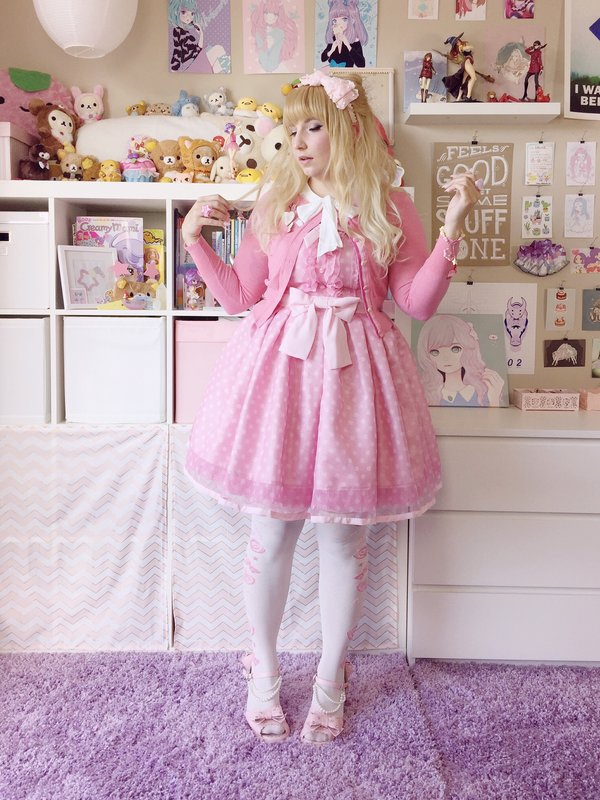 是bububun以「Angelic pretty」为主题投稿的照片(2016/07/18)