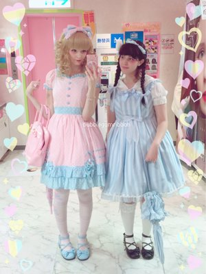 是bubblegumribbon以「Angelic pretty」为主题投稿的照片(2016/07/18)
