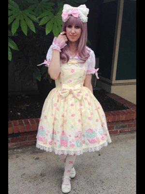 是Rikki Rachel以「Angelic pretty」为主题投稿的照片(2016/07/18)