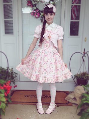 Alice's 「Angelic pretty」themed photo (2017/07/23)