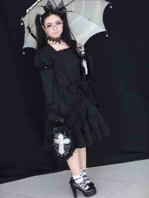 Qiqiの「Gothic Lolita」をテーマにしたコーディネート(2017/07/24)