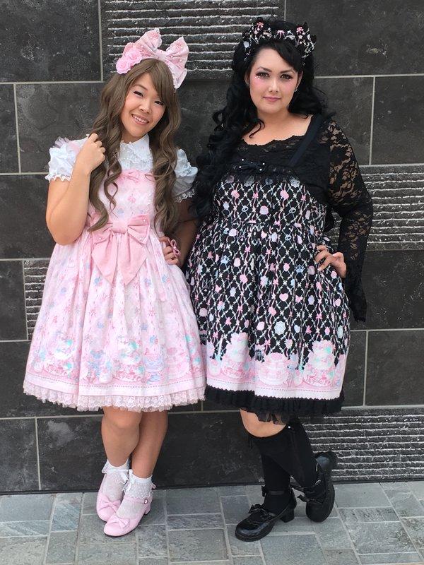 Momona's 「Angelic pretty」themed photo (2016/07/18)
