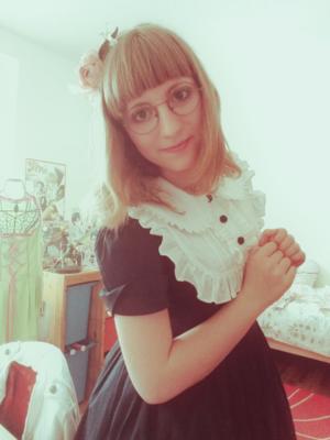 EugisRoundGlasses's 「#lolita fashion」themed photo (2017/07/27)