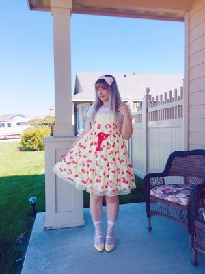 bububun's 「Sweet lolita」themed photo (2017/07/28)